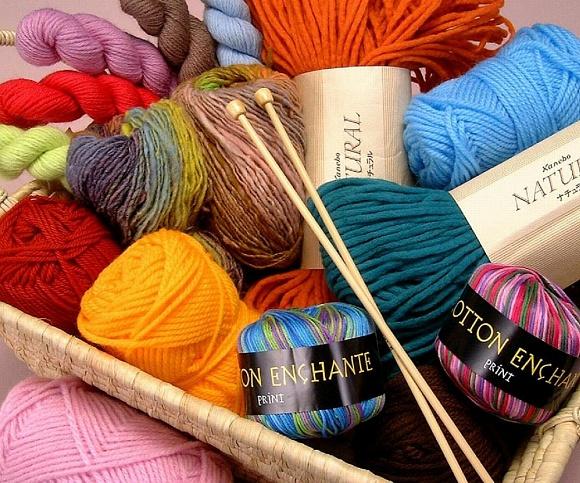 Товары для вязания в интернет-магазине